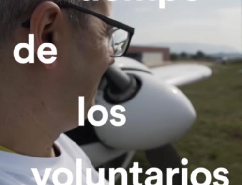 El temps dels voluntaris – Paloma Lago